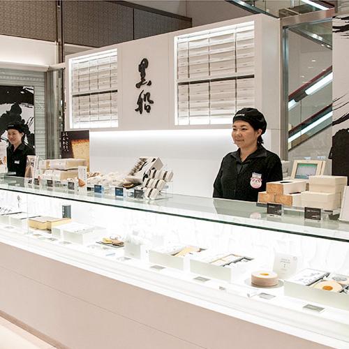 松坂屋上野店がOPENしました。