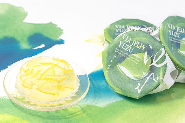 ヴィアゼリー柚子 商品写真