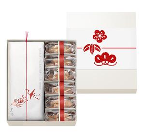 賀寿の菓 パッケージ