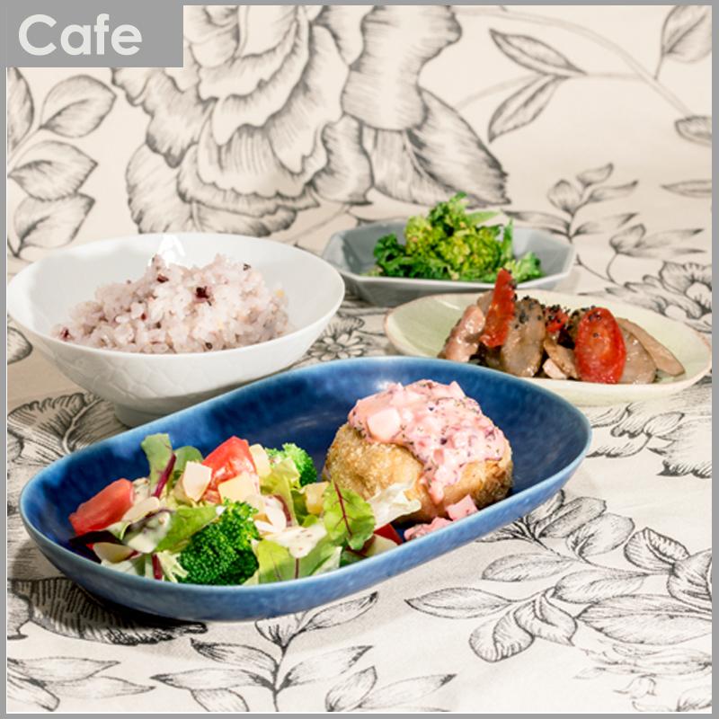 cafe COCOOCEN 2月のランチメニューのご紹介