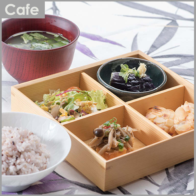 cafe COCOOCEN 6月のランチメニューのご紹介
