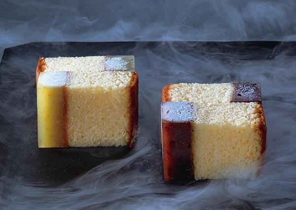 凍らせて食べるカステラ羊羹 商品写真