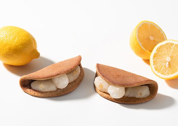 瀬戸内檸檬どらやき 商品写真